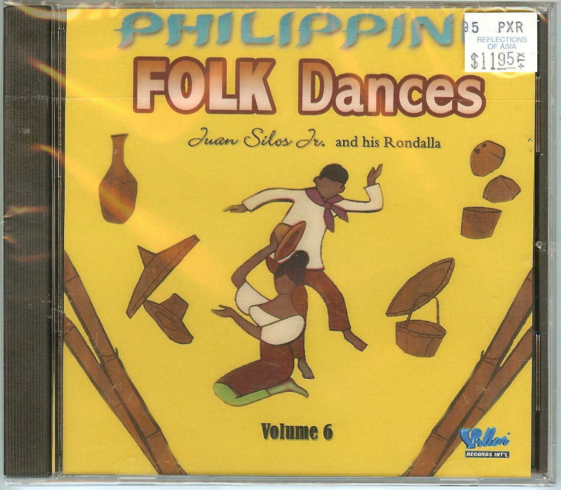 Juan Silos Jr. And His Rondalla - Philippine Folk Music