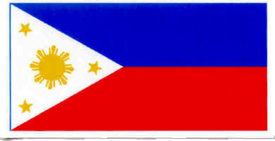 Philippine Flag Sticker.jpg (14080 bytes)