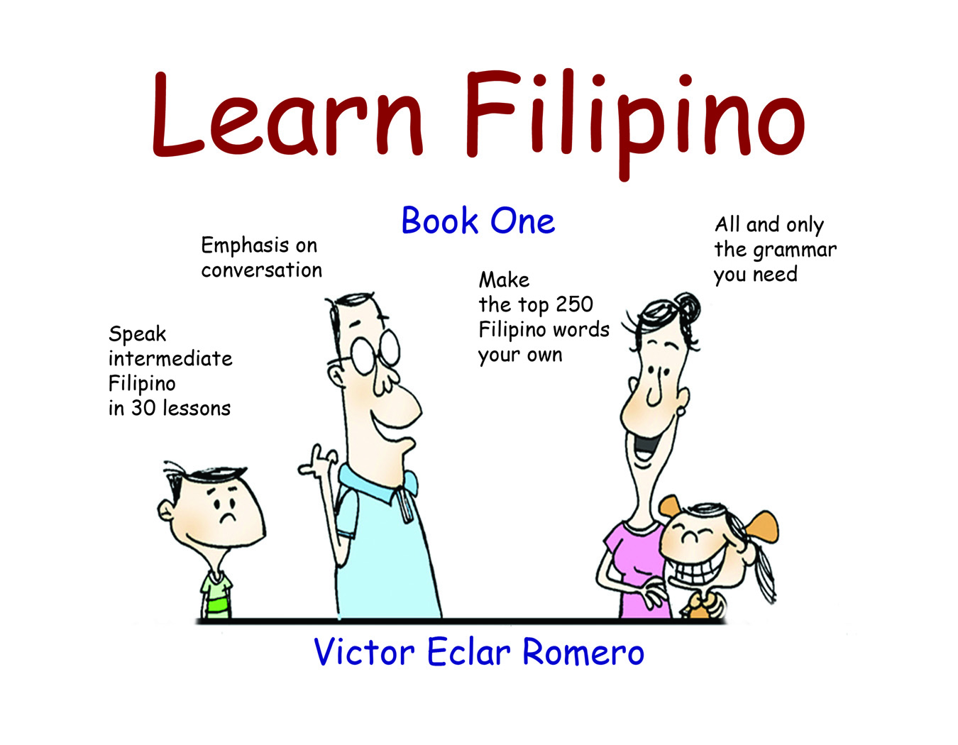 I Want to Learn Tagalog!