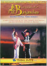 Bayanihan Instructional VCD Booklet -- Tribal Suite.jpg (89630 bytes)