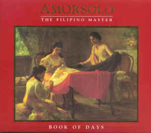 Book of Days -- Amorsolo -- Cover.jpg (82112 bytes)