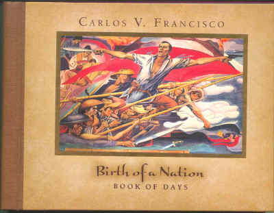 Book of Days -- Carlos Francisco -- Cover.jpg (92778 bytes)